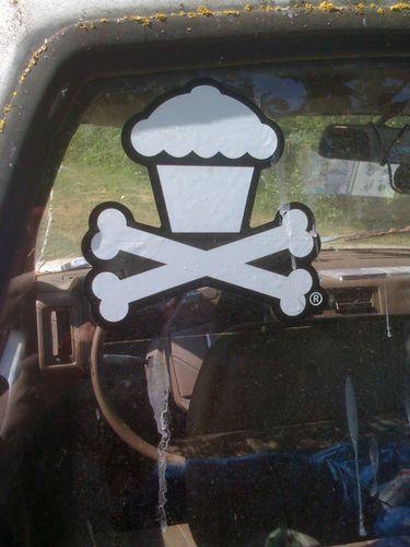 pirate baking