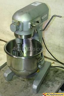 Old Hobart 20 qt. mixer