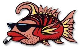 Bad fish!